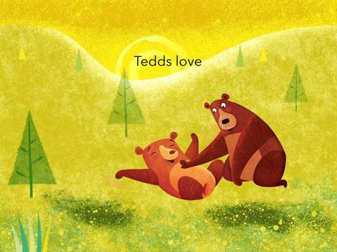 Tedds Love by Mayra Vega