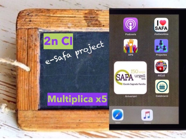 Multiplica X5 by IE Londres c/urgell