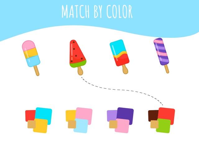 Renklerine Göre Eşle by Hadi  Oyna