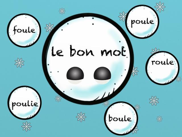 Le Bon Mot  by Marie S