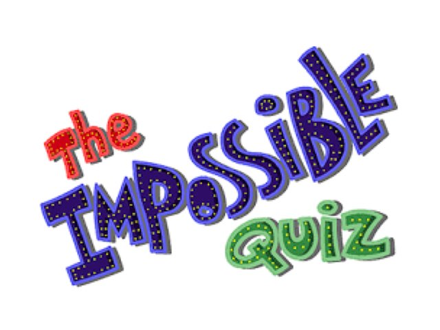 The Impossible Quiz  by Jay Santiago