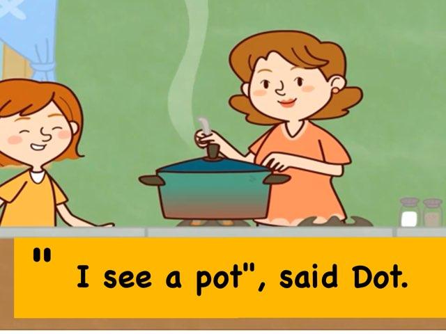 The Pot Story by Mariam Abu Kamar