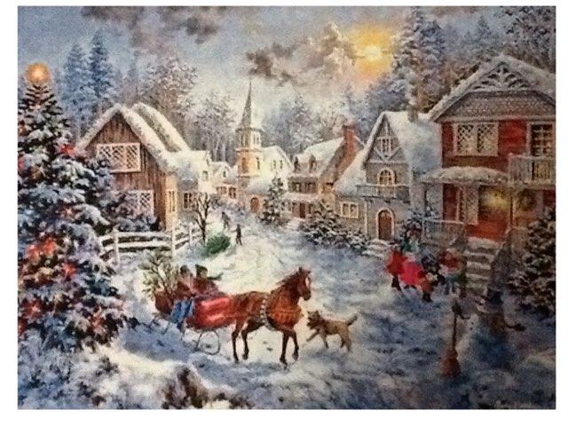 Poems For Christmas by Vicki Hamer