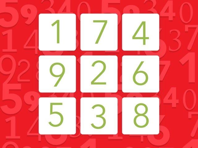 Numeros 1 -10 by Glodalis Espinosa