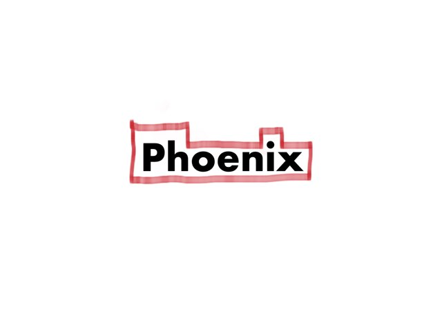 Phoenix Name by S Fleming
