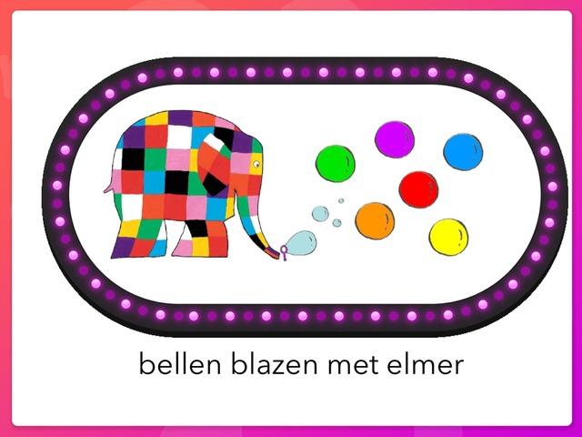 Elmer Bellen Blazen  by Florine Ham
