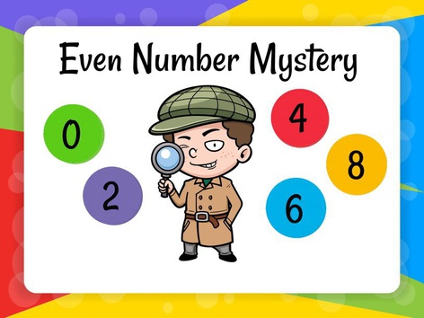 Even Number Mystery by Cici Lampe