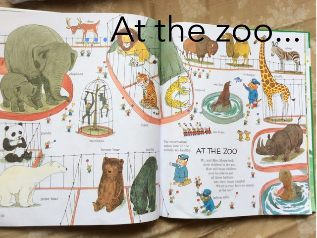 At the zoo v2 by Eduard Pedreny Gonzalez