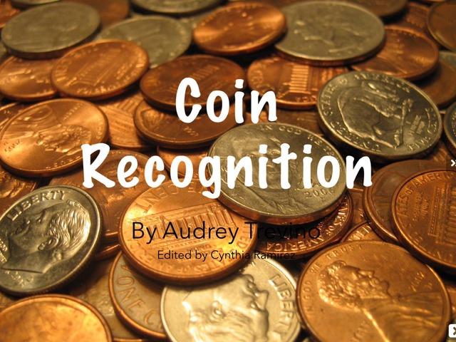 Coin Recognition PWE by Cynthia Ramirez
