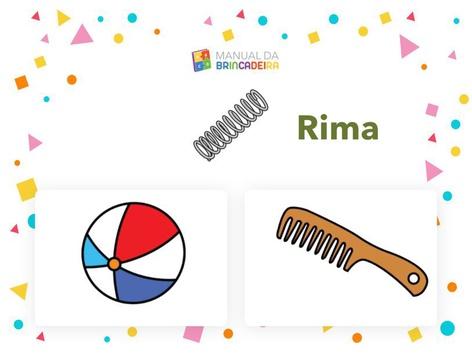 Rima -Manual da Brincadeira  by Manual da Brincadeira