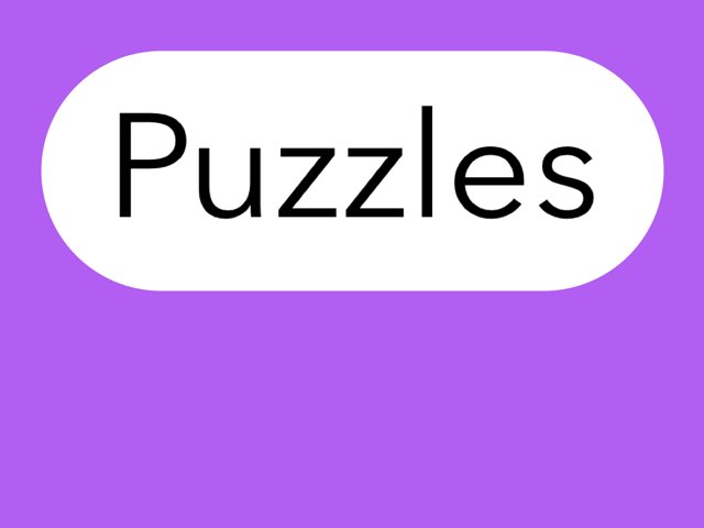 Puzzles by Claire by Claire Haverly