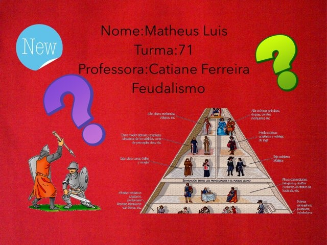 Nome: Matheus luis by Rede Caminho do Saber