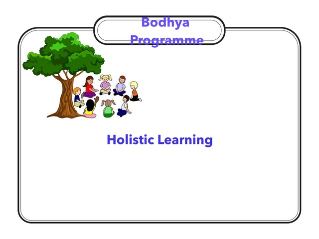 Holistic Learning 1 by Lavanya Sriram