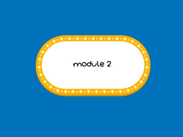 Module 2 by Chelsea Trujillo