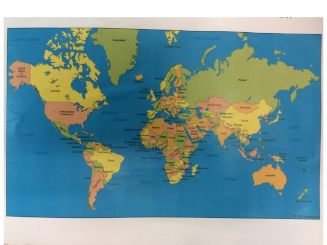 Map Skills Locate USA by Catrina Froehler