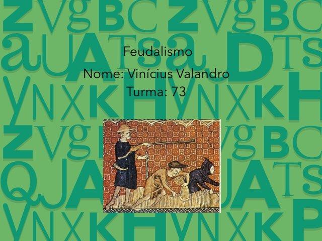 Vinicius 73 by Rede Caminho do Saber