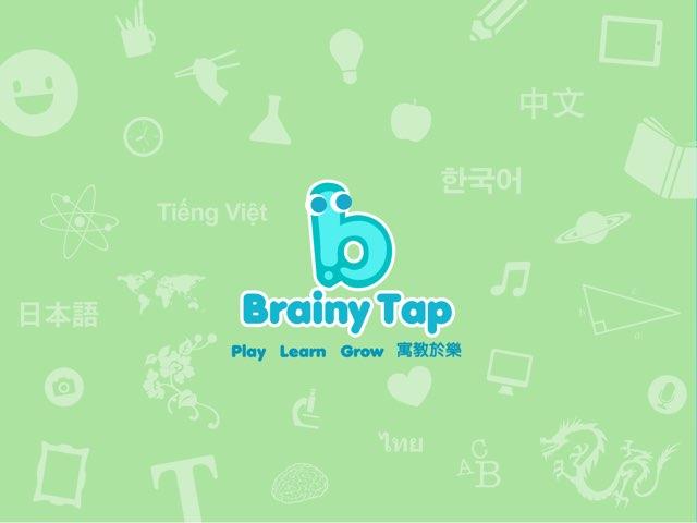 歡迎來到 BrainyTap! by Tripta Rathour