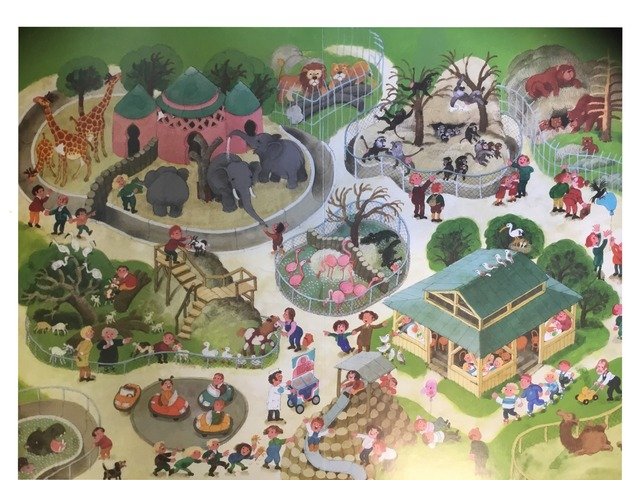 Wimmelbild Zoo SV by iPad 03 LPD Sursee