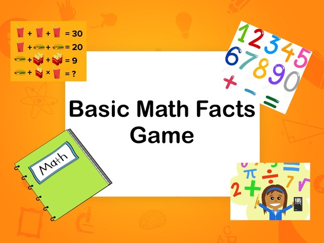 Basic Math Facts 1 - 5 Matching by Lucy Langstraat
