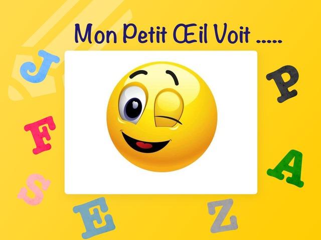 Mon Petit Œil Voit ... by TinyTap creator