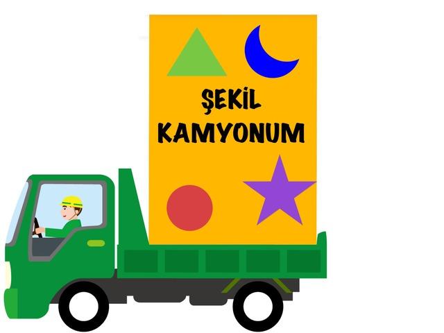 Şekiller Kamyonum by Hadi  Oyna