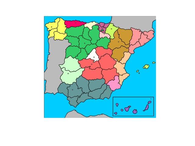 Provincias by Nicolas Gonzalez Tejero