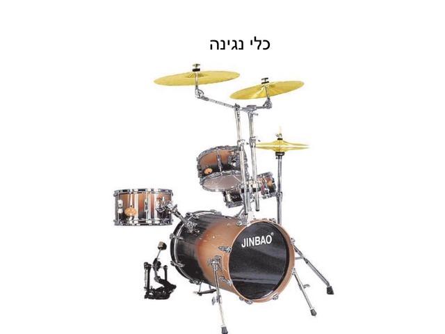 כלי נגינה by Guzel Gelfond