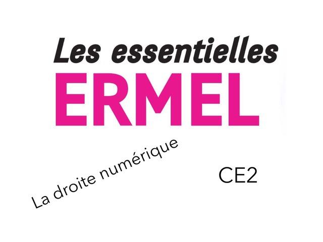 Droite Num - Les Essentielles D'ERMEL(1) by Fabien EMPRIN