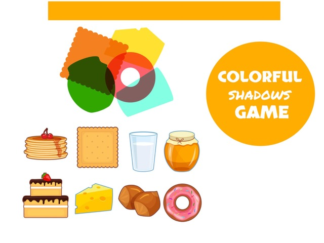 Colorful Shadows Game by Hadi  Oyna