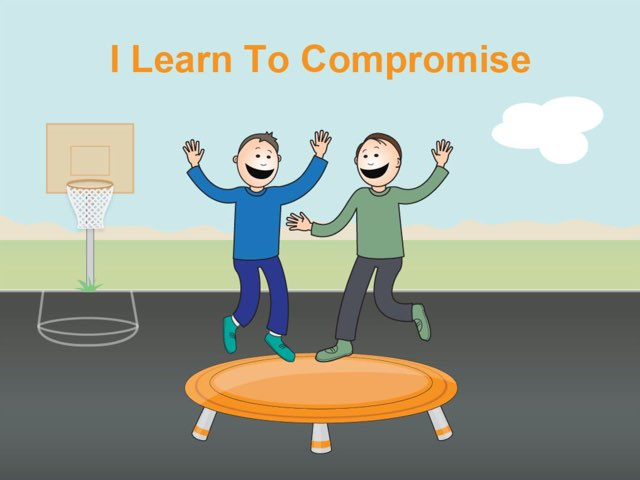I Learn To Compromise by My Life Skills Box