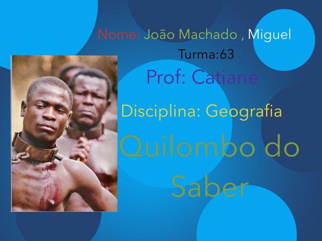 João E Miguel by Rede Caminho do Saber
