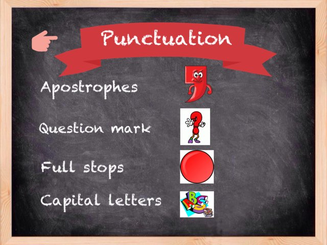 Punctuation by ِAK Almatar