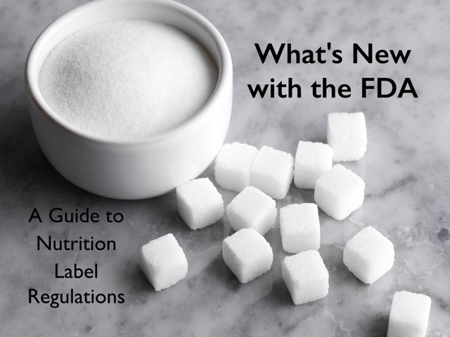 FDA Nutrition Label Changes by Ely Eastman
