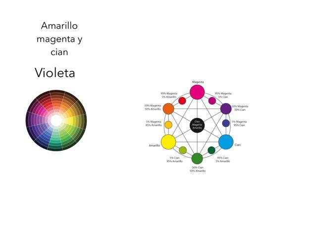 Círculo Cromático Trueba by Genoveva Martínez Uruchurtu