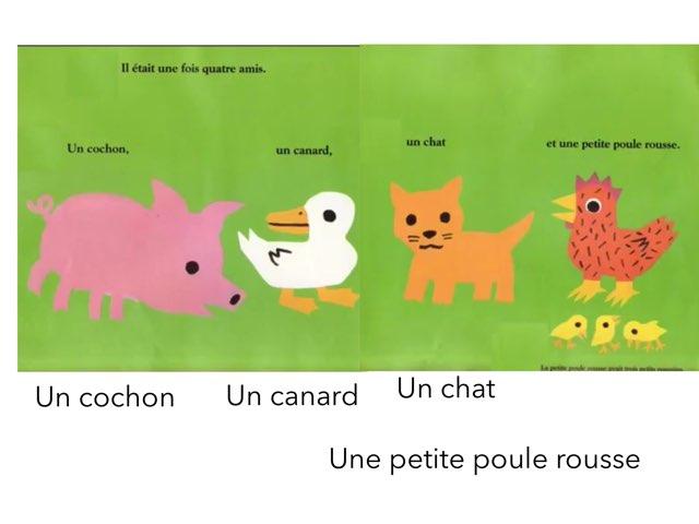 La Petite Poule Rousse Pers by Dupont Véronique