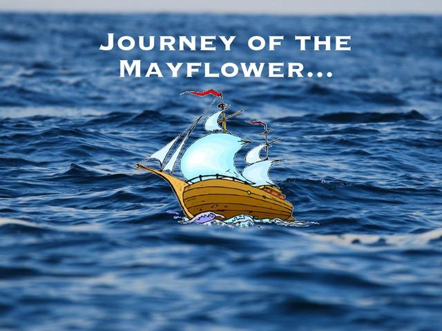 Mayflower Timeline by Cindy Derienzo