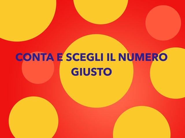 Conta e scrivi by Marco Farri