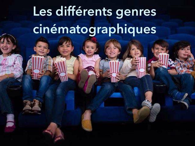 Les Différents Genres Cinématographiques by Alice Turpin