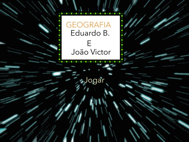 Jogo De : Eduardo Biondo E João Victor by Joao victor Sarafian