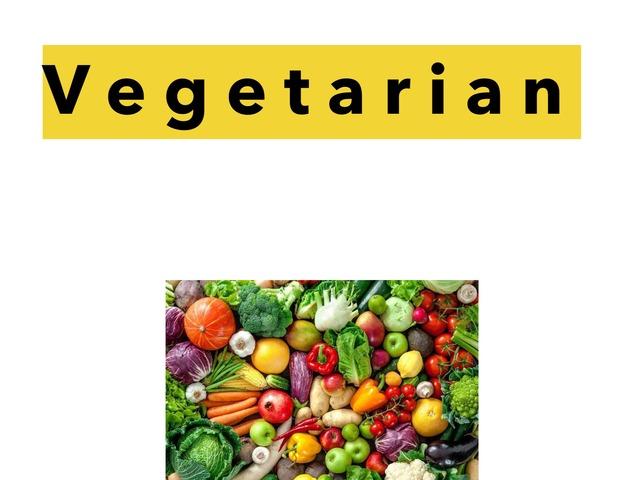 Vegetarian by Samia Yossef