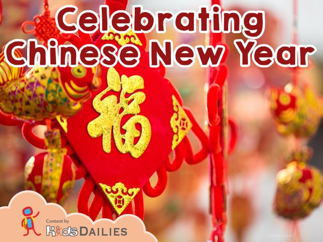 Chinese New Year by Kids Dailies