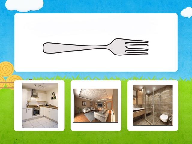 Ev-Mutfak-Yatak Odası-Banyo by Ünver Direm