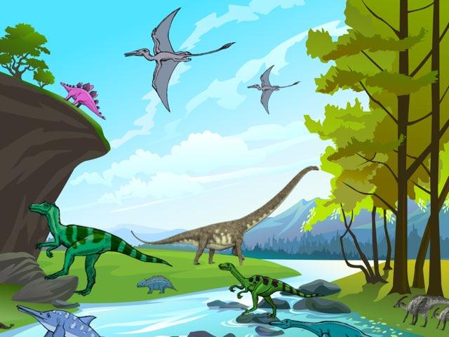 La Folie Des Dinos' by Aurélie Luyssaert