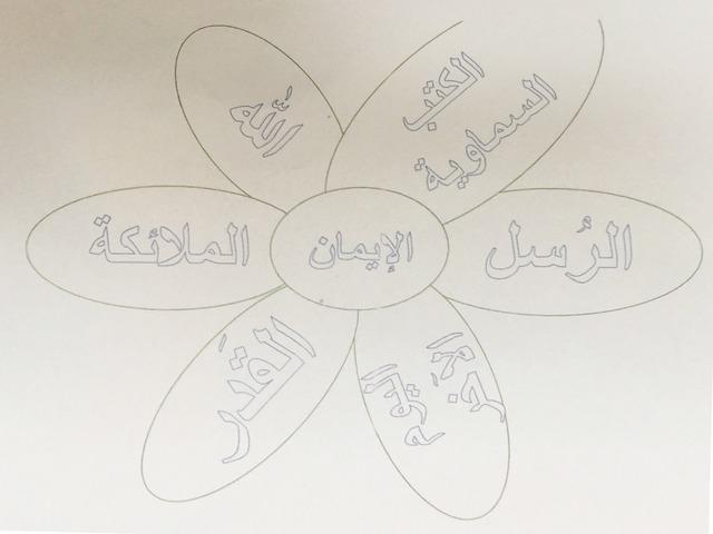 أركان الإيمان by Esmat Ali