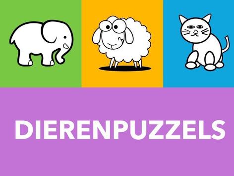 Dierenpuzzels by Puzzle Land