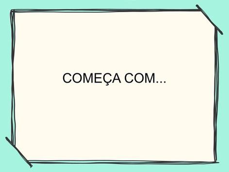 COMEÇA COM by IADHEC