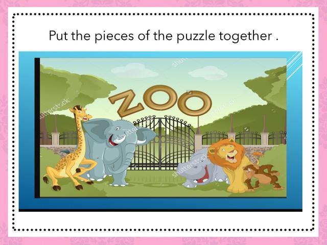 Unit 6 Zoo  Grade 4 Term 1 by Norah Ghazali