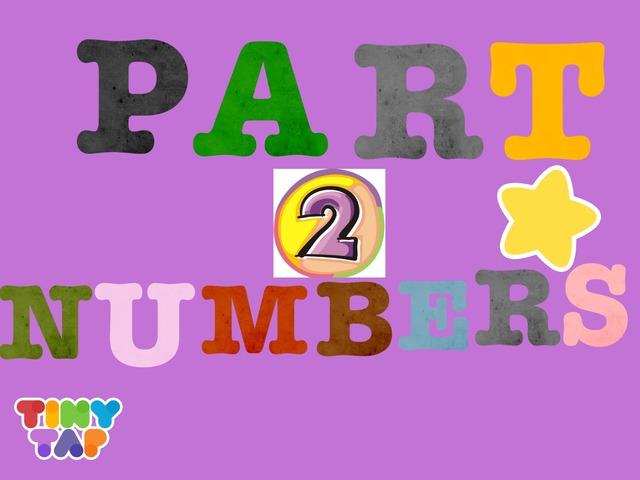PART-2 NUMBERS 1-10 by Riham  Marwan