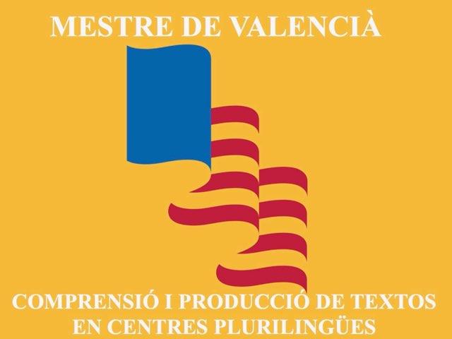 Mestre de Valencià by Esther Cortés Martínez