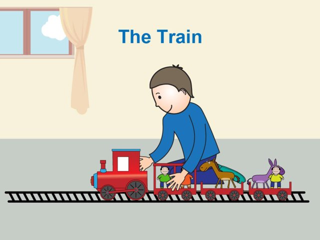 The Train by My Life Skills Box